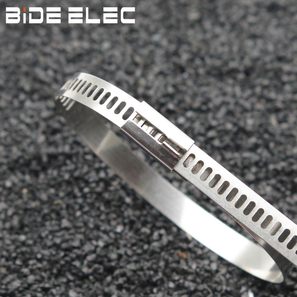工厂 7.9mm宽任意长度自锁式304/316白钢喷塑包塑不锈钢扎带/电缆扎带【价格,厂家, ,什么品牌好】-中国